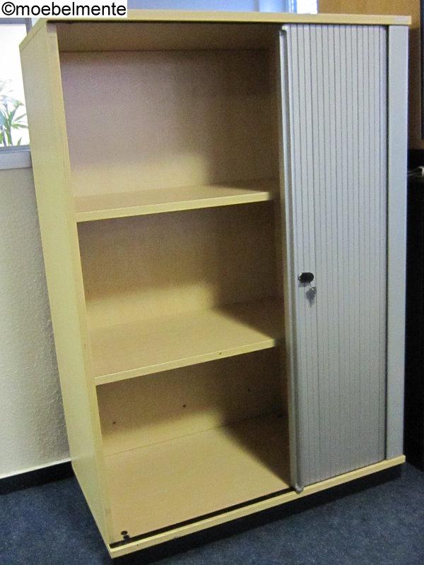 highboard mit querrolladen vario b rom bel 80 cm breit. Black Bedroom Furniture Sets. Home Design Ideas